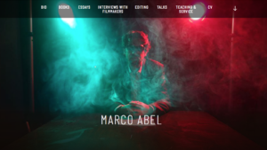 Home page, marcoabel.com