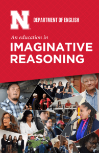 Lookbook page 1 - An education in Imaginative Reasoning