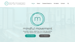 Mindful Movement Homepage